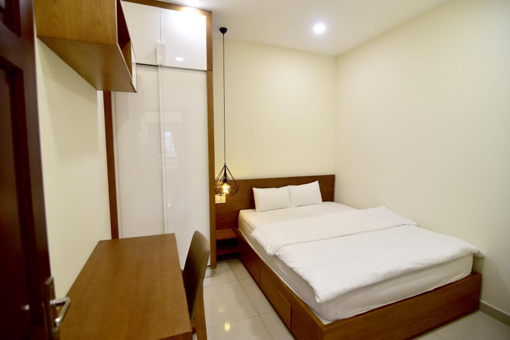 Best Price on City House Hoang Long 1-Bedroom Apartment in Ho Chi ...