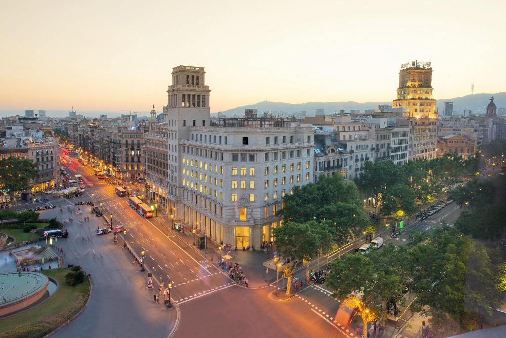Iberostar paseo de gracia in barcelona room deals for Hotel gracia barcelona