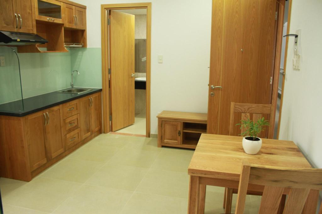 Dapur City House Pham Viet Chanh Apartment 13