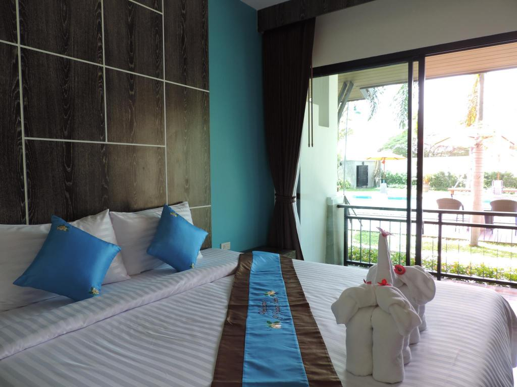 Double Deluxe - Bed P'Private Boutique Park Resort Cha Am