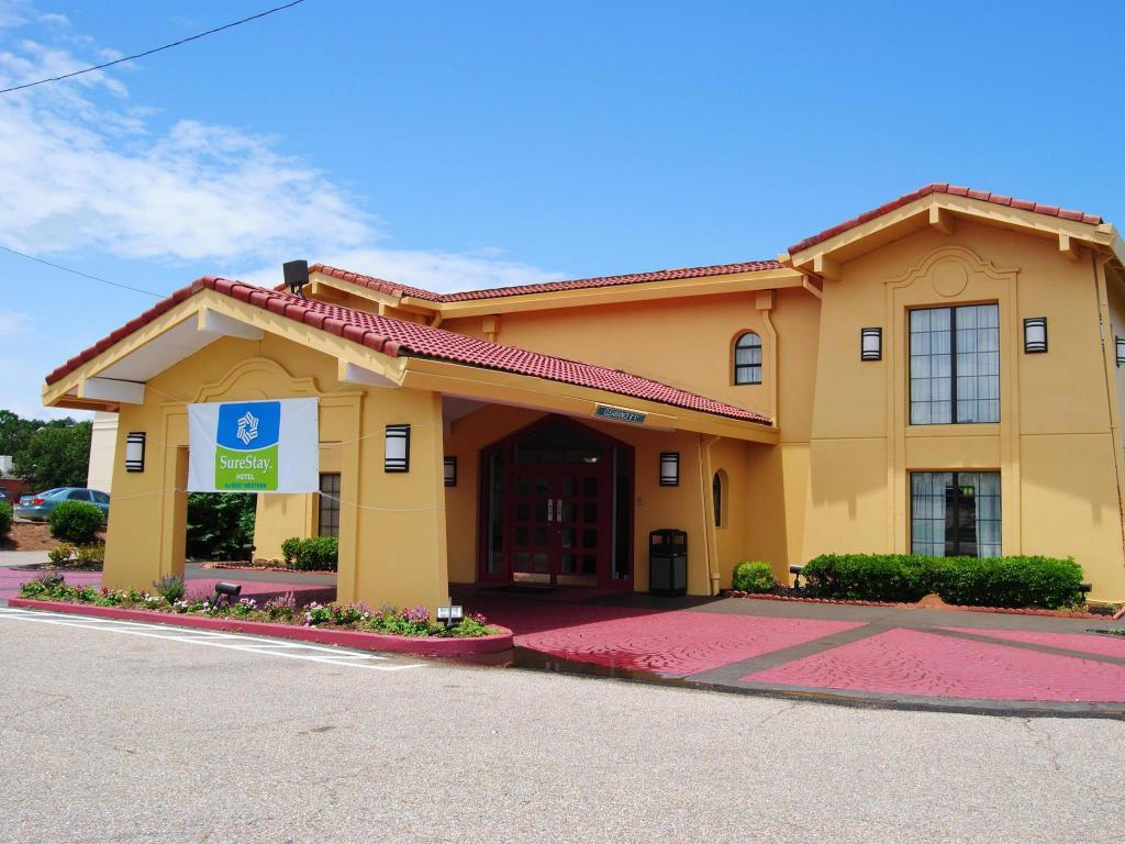 More about SureStay Hotel Montgomery by Best Western