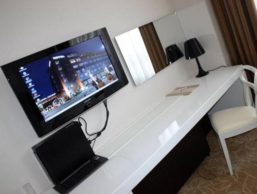 Superior Doppelzimmer mit Balkon (Superior Double Room with Balcony)