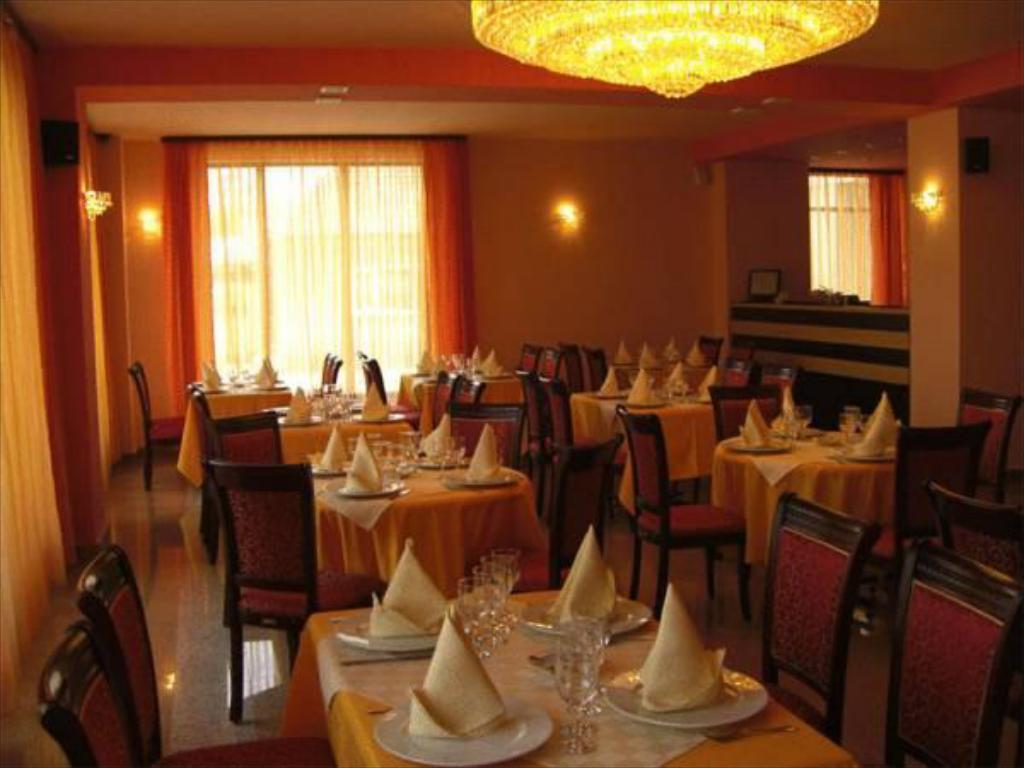 Restaurace Hotel Regal