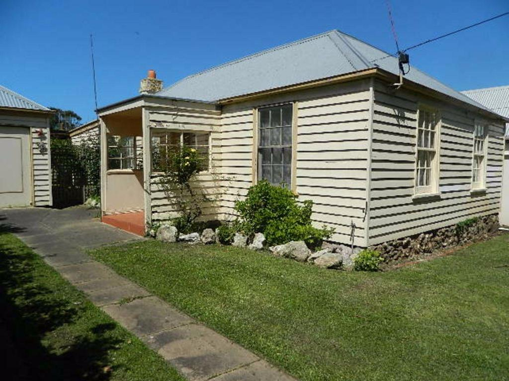 Port Fairy Holiday Rentals, Gibbs Cottage