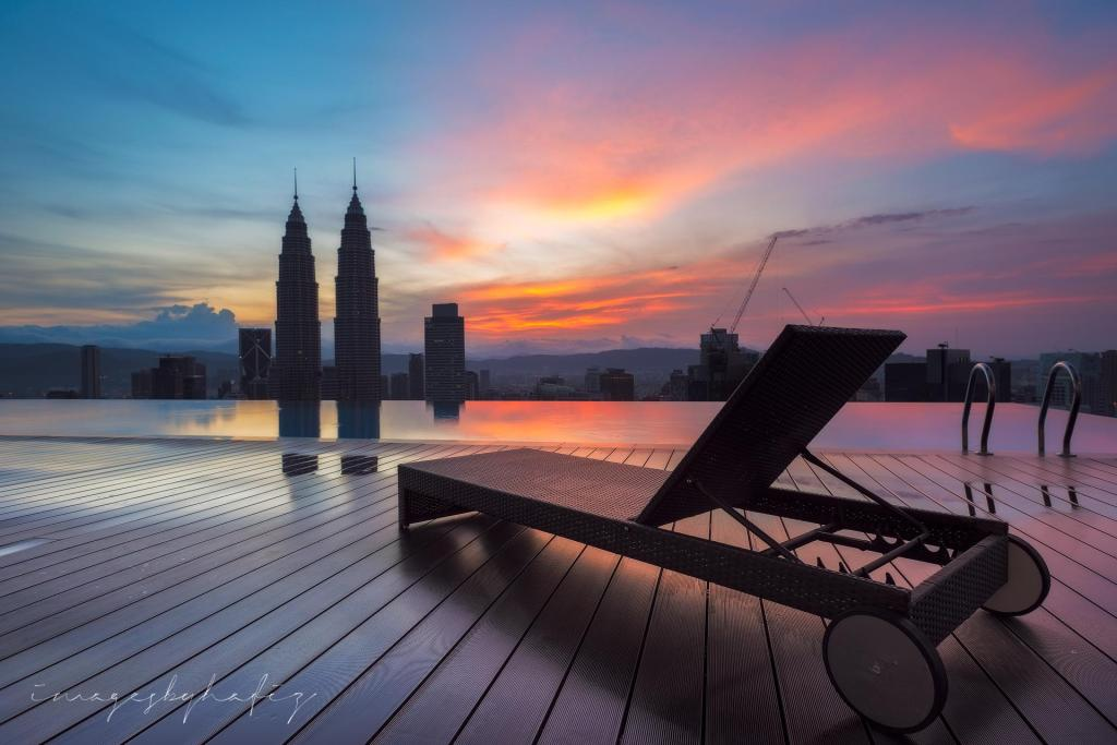 Platinum Suites Skypool in The Heart Of KL City