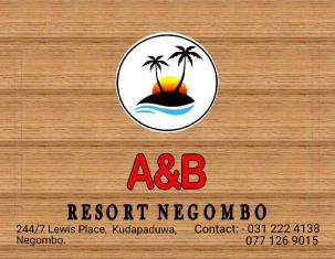 A&B RESORT NEGOMBO