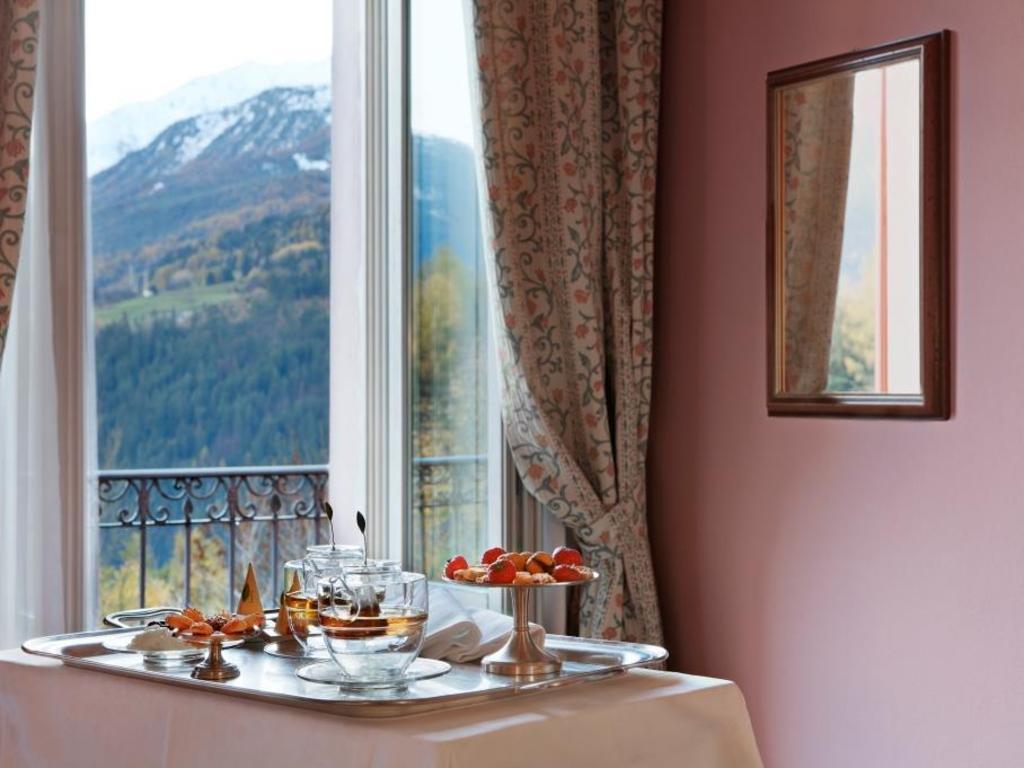 Grand Hotel Bagni Nuovi - Bormio - Affari imbattibili su agoda.com