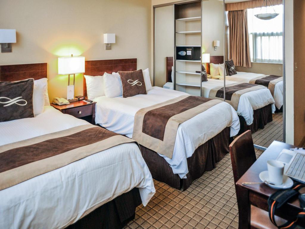 Beter Bed Slaapbank Driver.Pointe Plaza Hotel New York Boek Een Aanbieding Op Agoda Com