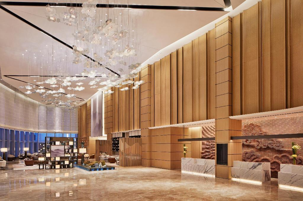 Lobby Four Points by Sheraton Changsha Meixi Lake