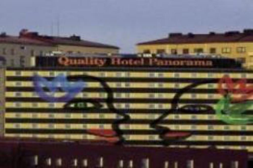 Quality Hotel Panorama Gothenburg