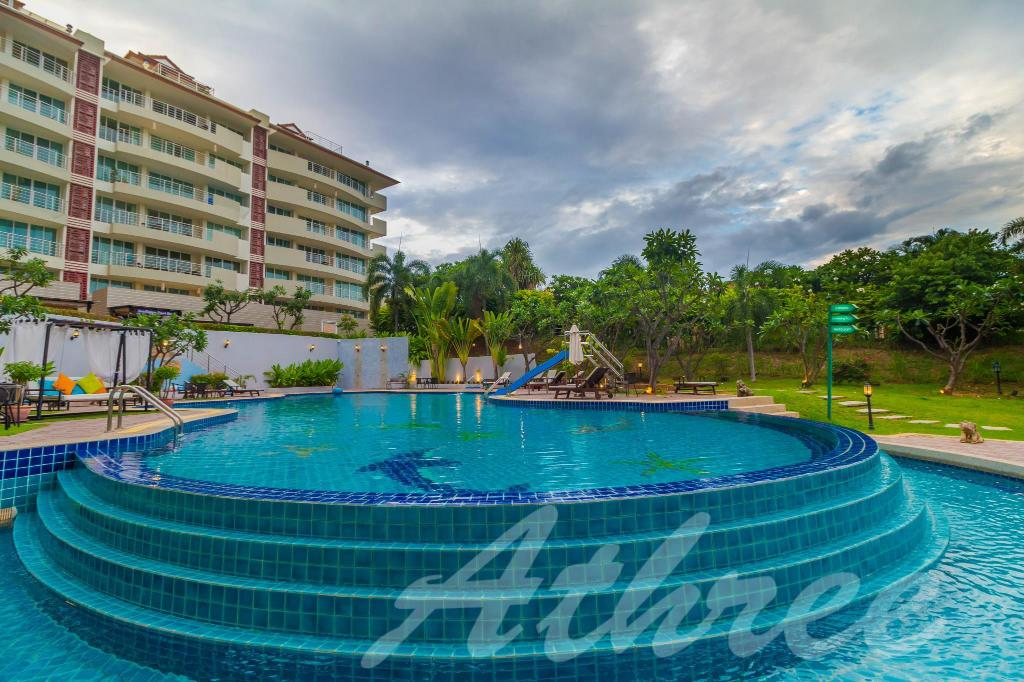 Interiér Seaview Apartments in Hua Hin