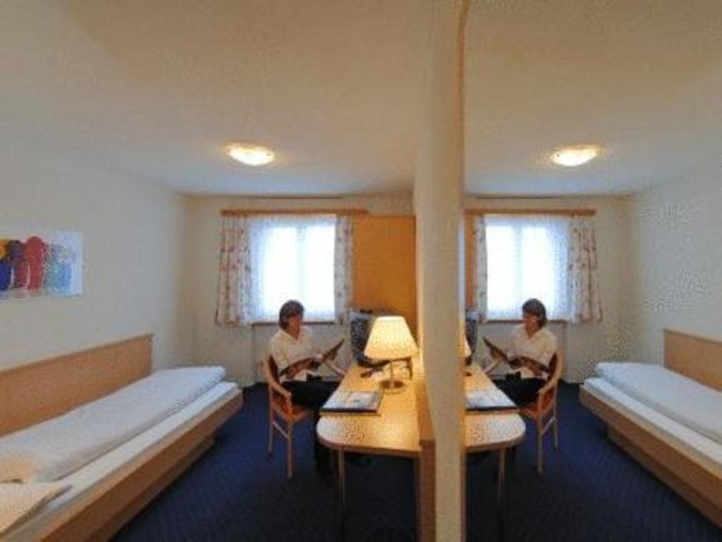 Hotel Bunda Davos In Switzerland