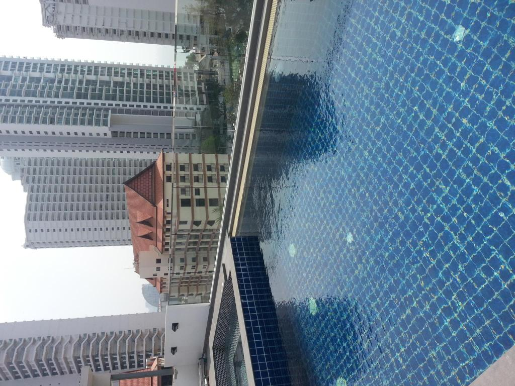 Swimming pool Serenity Wongamat Condominium Studio by Harj