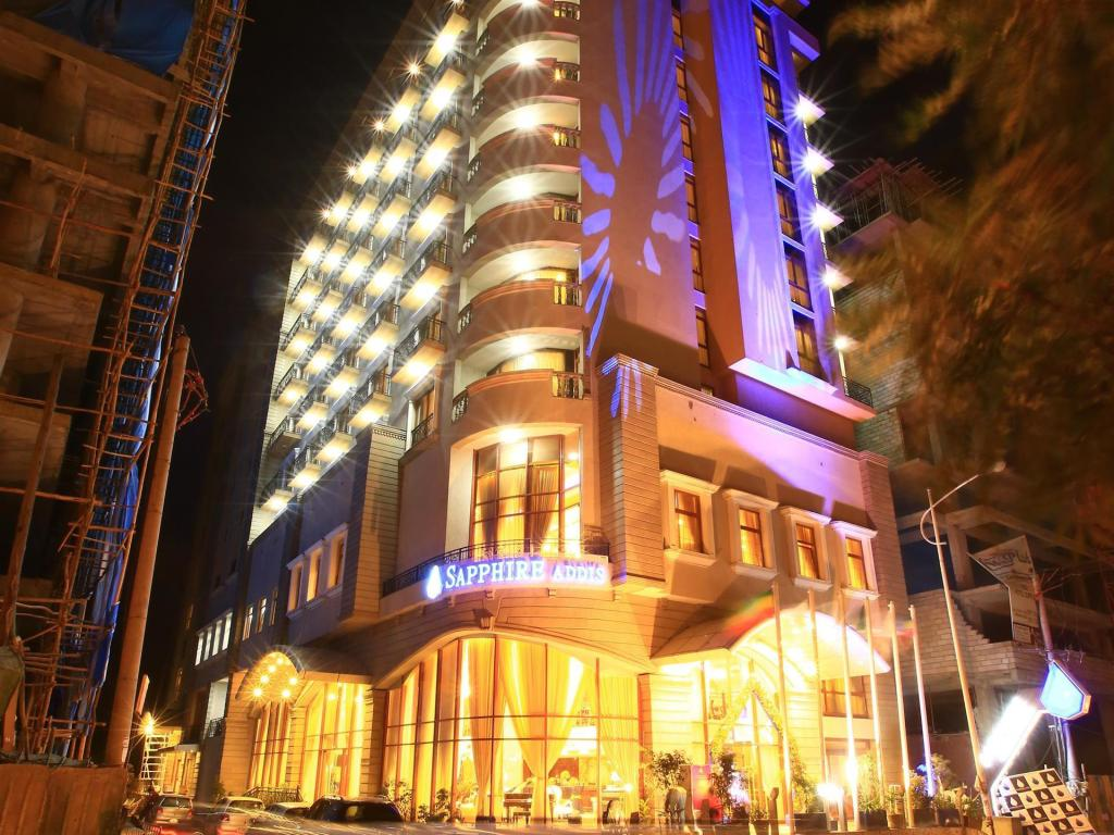 More about Sapphire Addis Hotel