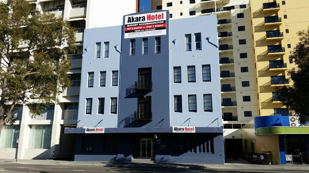 More about Akara Hotel