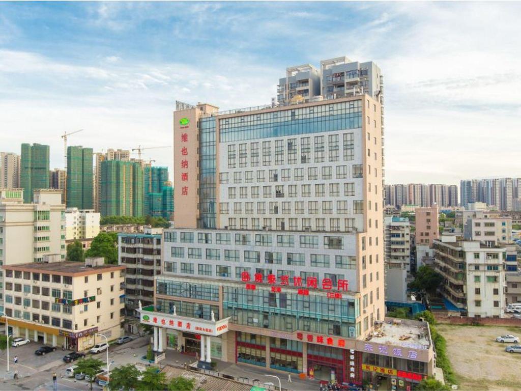 Vienna Hotel Zhanjiang Haibin Avenue Branch In China