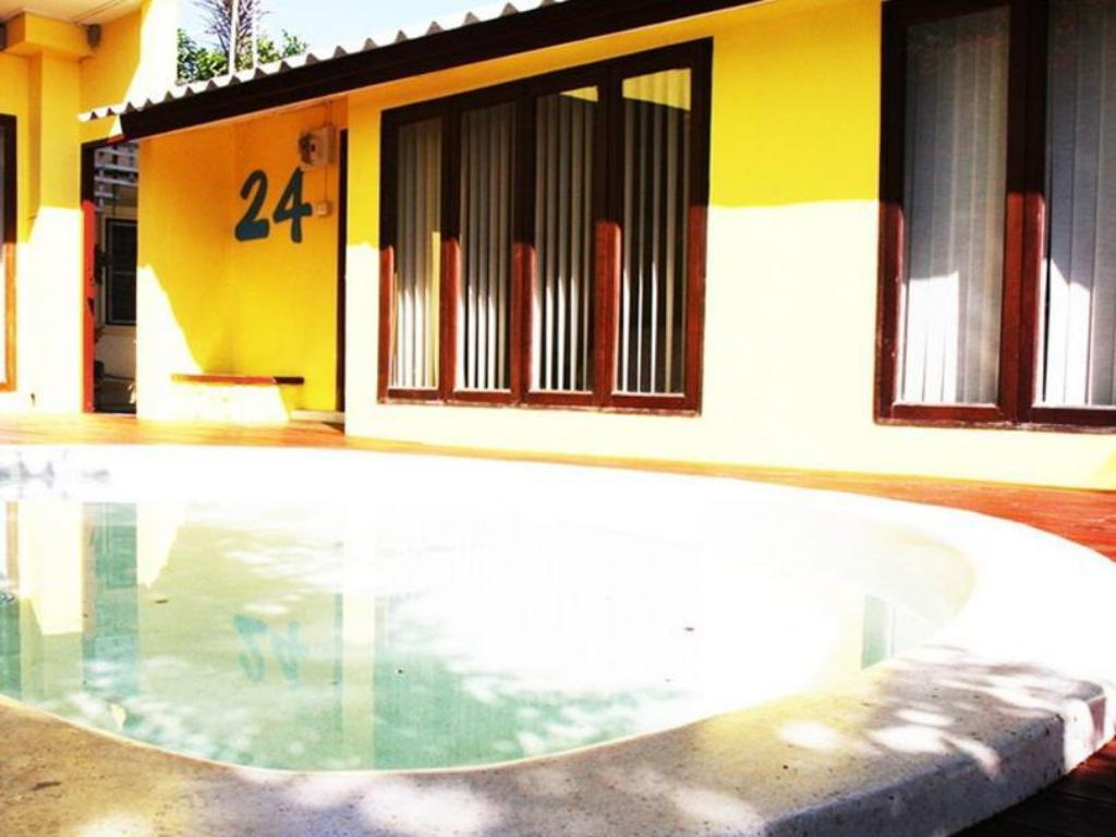 Swimming pool [outdoor] Smile House Chiangmai