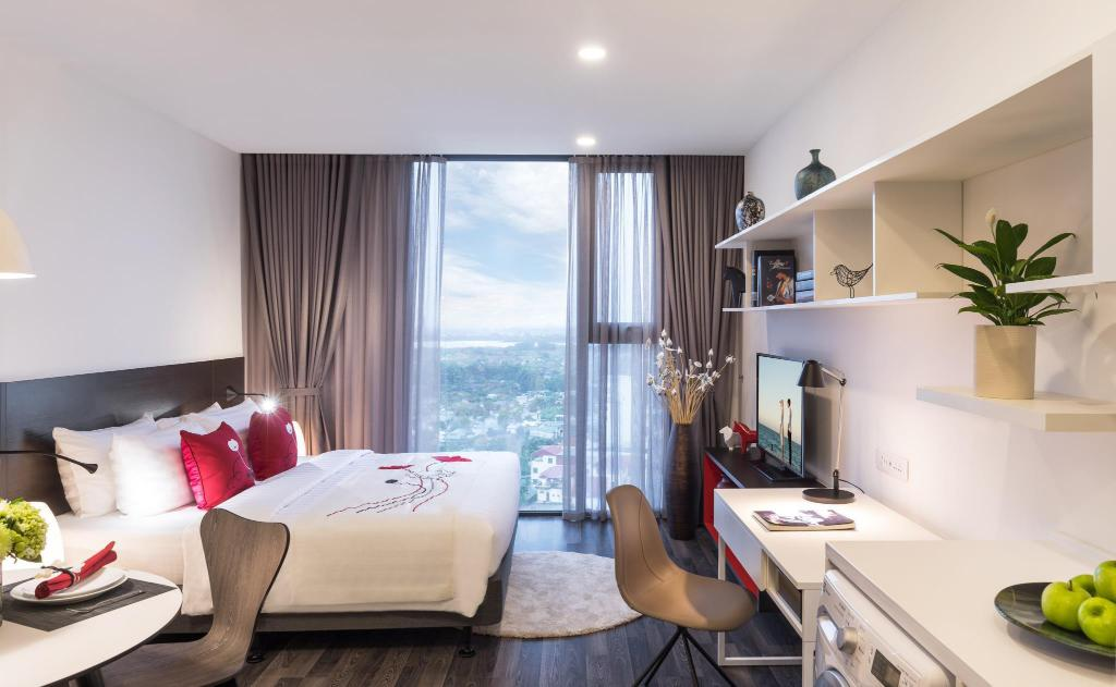 Studio Executive - Guestroom Somerset West Point Hanoi