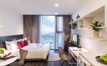 Студио Екзекютив Somerset West Point Hanoi