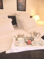 Pastel Guest house bed and breakfast self catering
