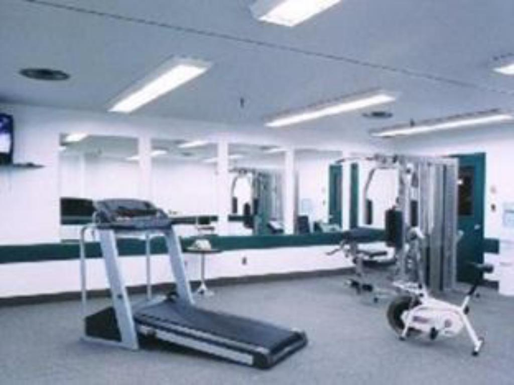fitnesscenter The Marlborough Hotel
