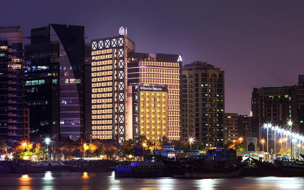 More about Al Bandar Rotana - Dubai Creek