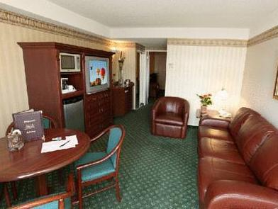 Standard Queen Suite with Sofa Bed