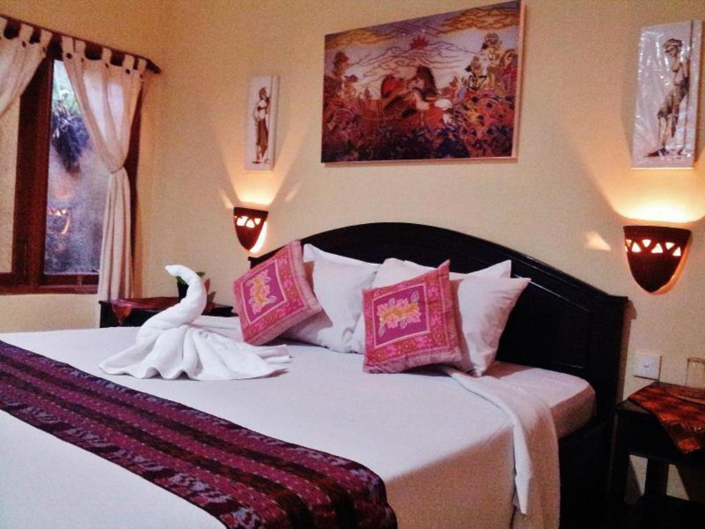 Deluxe Double Room Hotel Sanur Indah