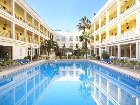 Swimming pool Hotel del Golf Playa