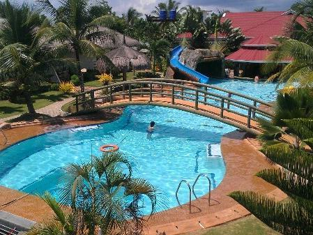Interior view Bohol Wonderlagoon Resort