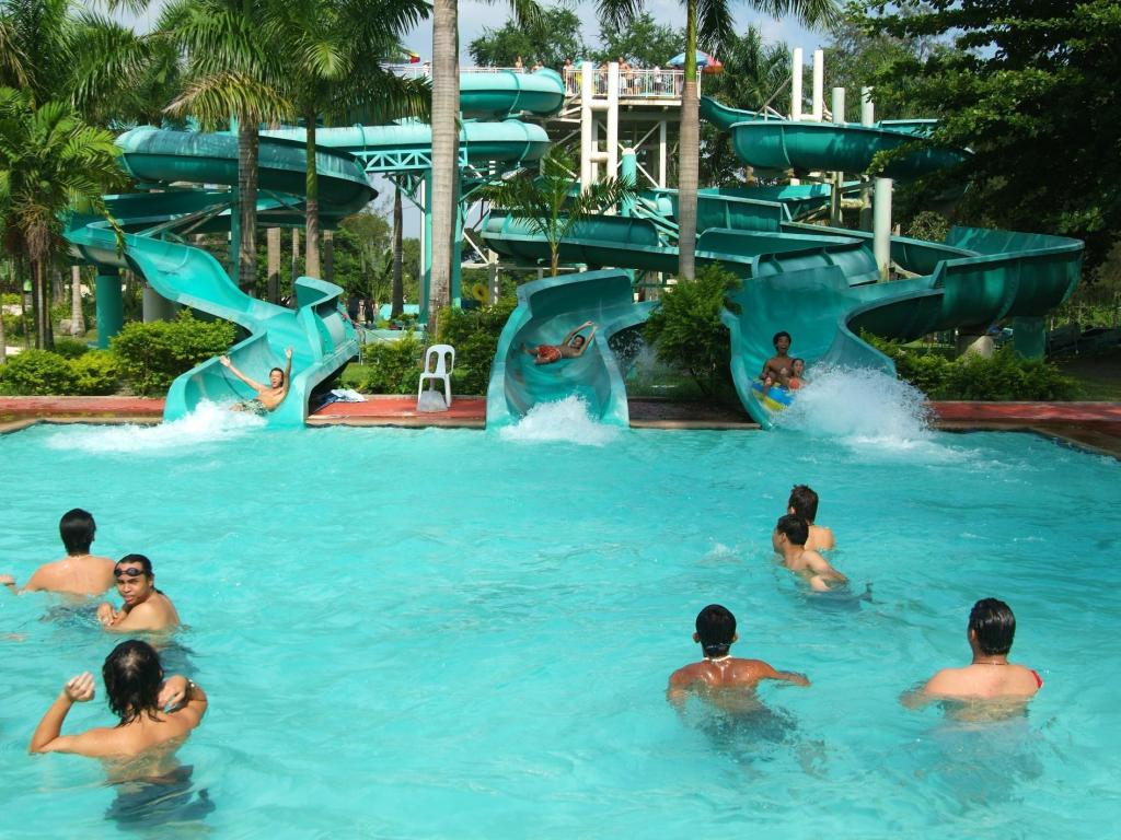 Swimming pool Fontana Hotel and Villas - Fontana Hot Spring Leisure Parks