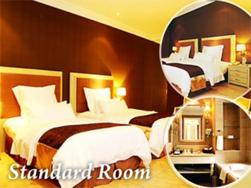 Standard Hotel Room Fontana Hotel and Villas - Fontana Hot Spring Leisure Parks