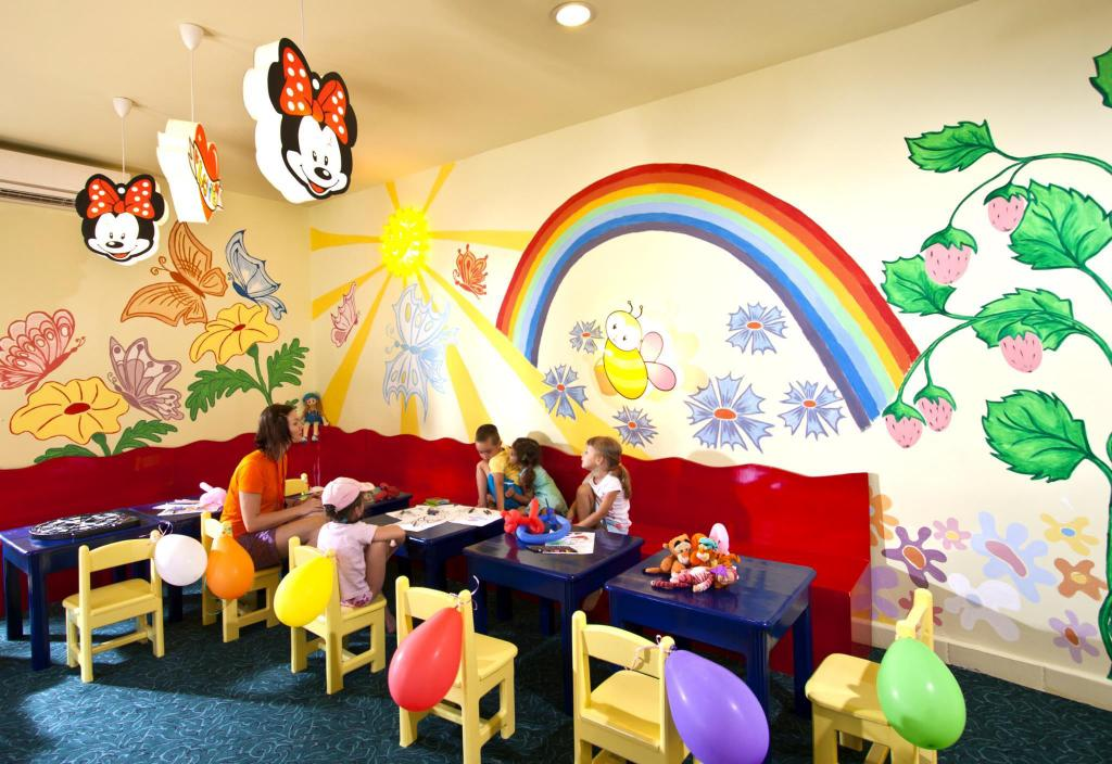 Club dei bambini Serenity Fun City