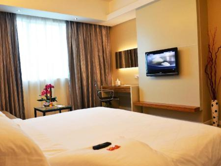 Deluxe King Or Twin Room Ixora Hotel Penang