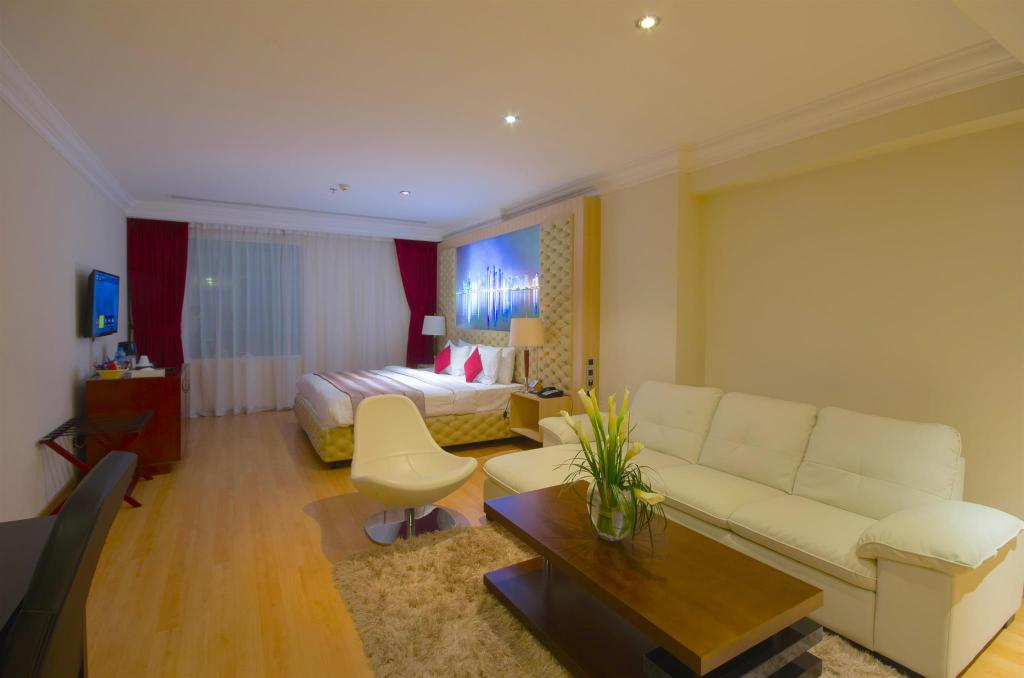 Apartament z łóżkiem Queen