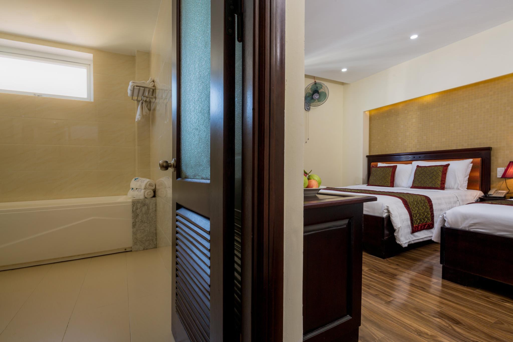 Kết quả hình ảnh cho Pearl Sea Hotel - Khách sạn Biển Ngọc