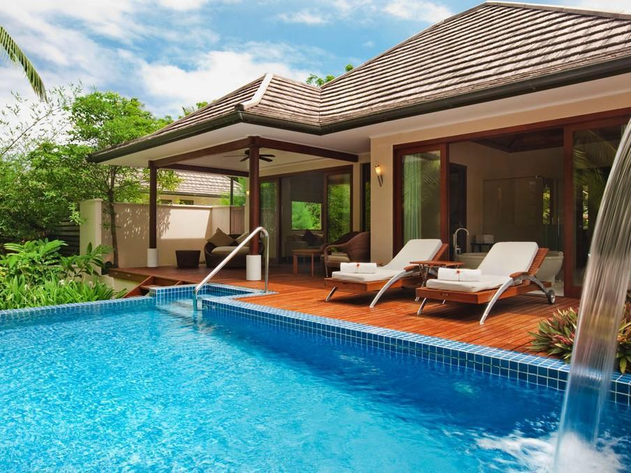 King Sanctuary Pool Villa