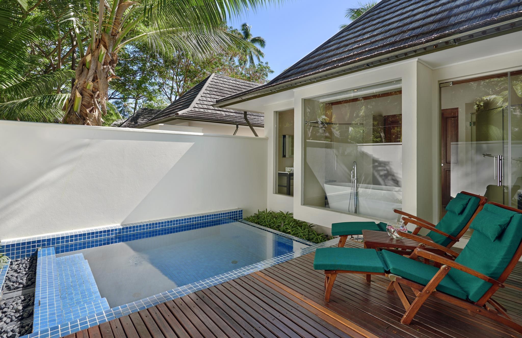 Beach Plunge Pool Villa