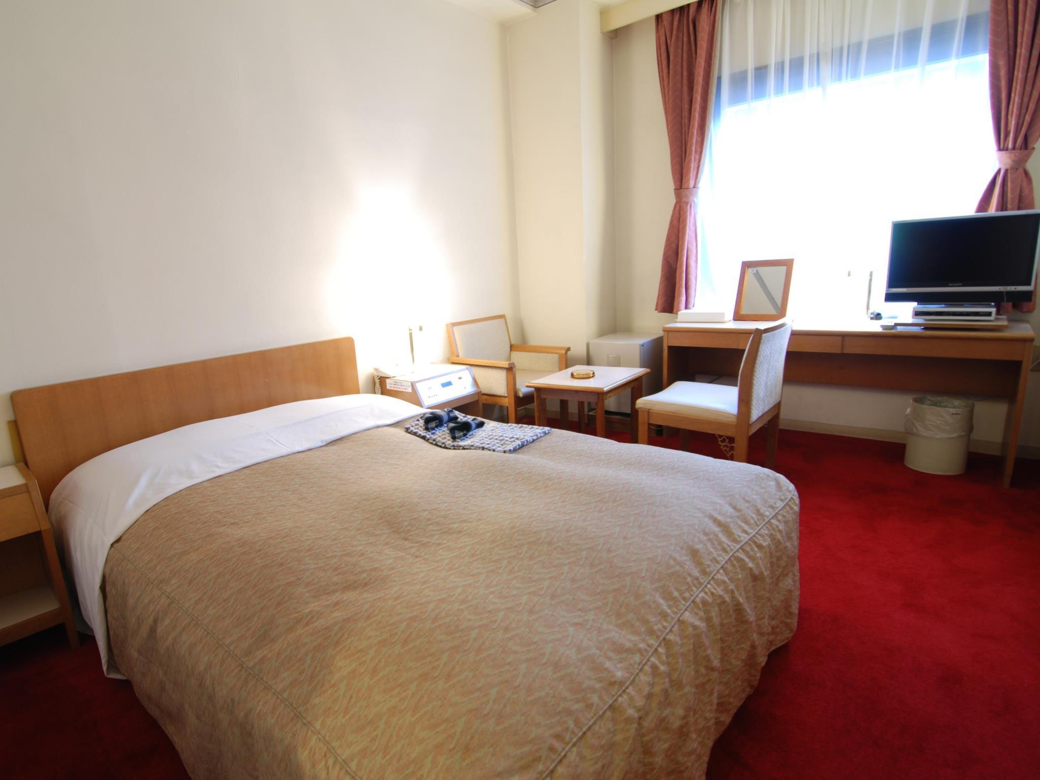 Double Room - Non-Smoking, Late Check-Out Until 12:00 PM