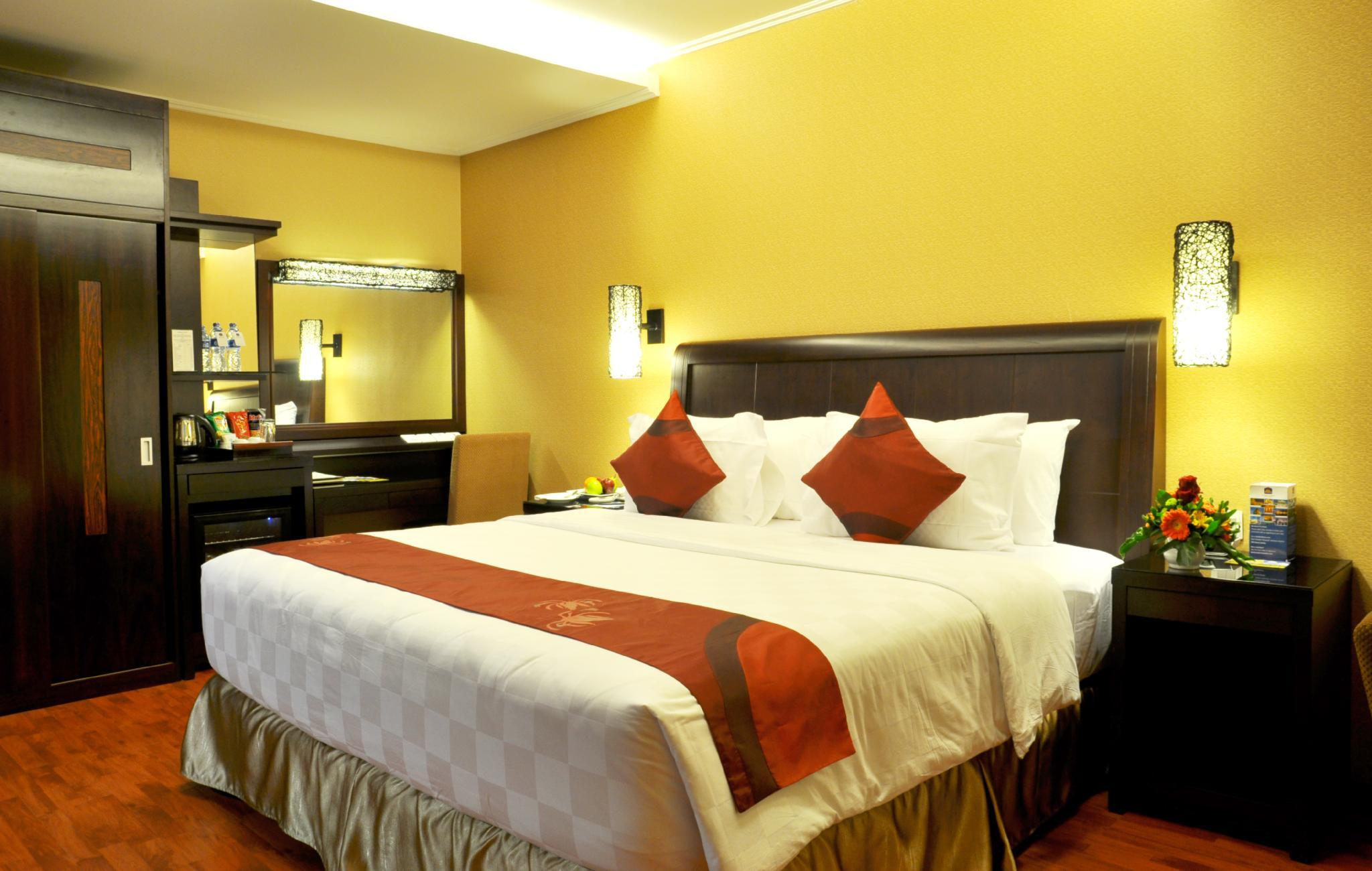 Executive Room with King Bed Non Smoking