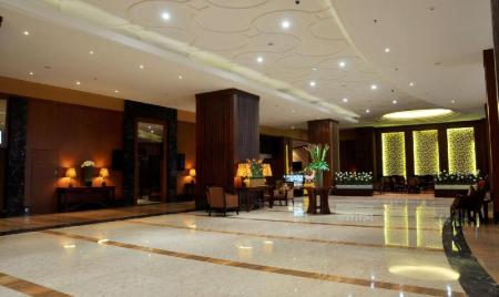 Lobby Best Western Mangga Dua Hotel and Residence