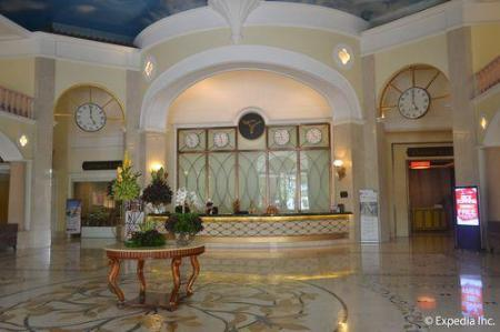 Lobby Fontana Hotel and Villas - Fontana Hot Spring Leisure Parks