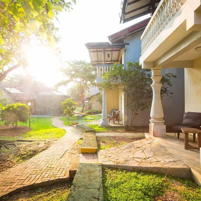 Siddhalepa Ayurveda Health Resort in Wadduwa - Room Deals