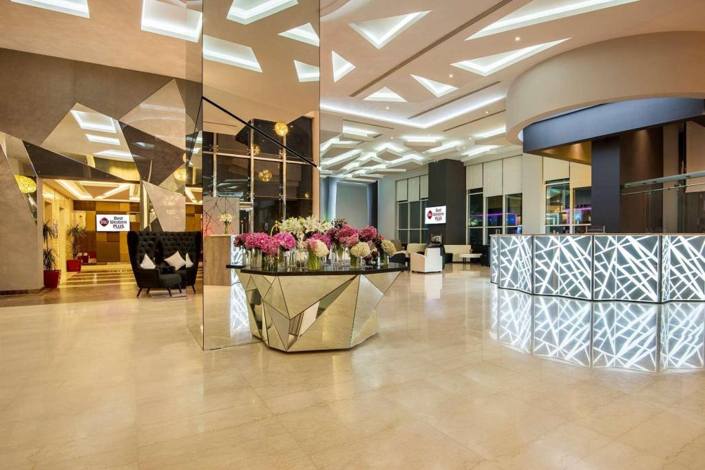 Foyer Best Western Plus Doha