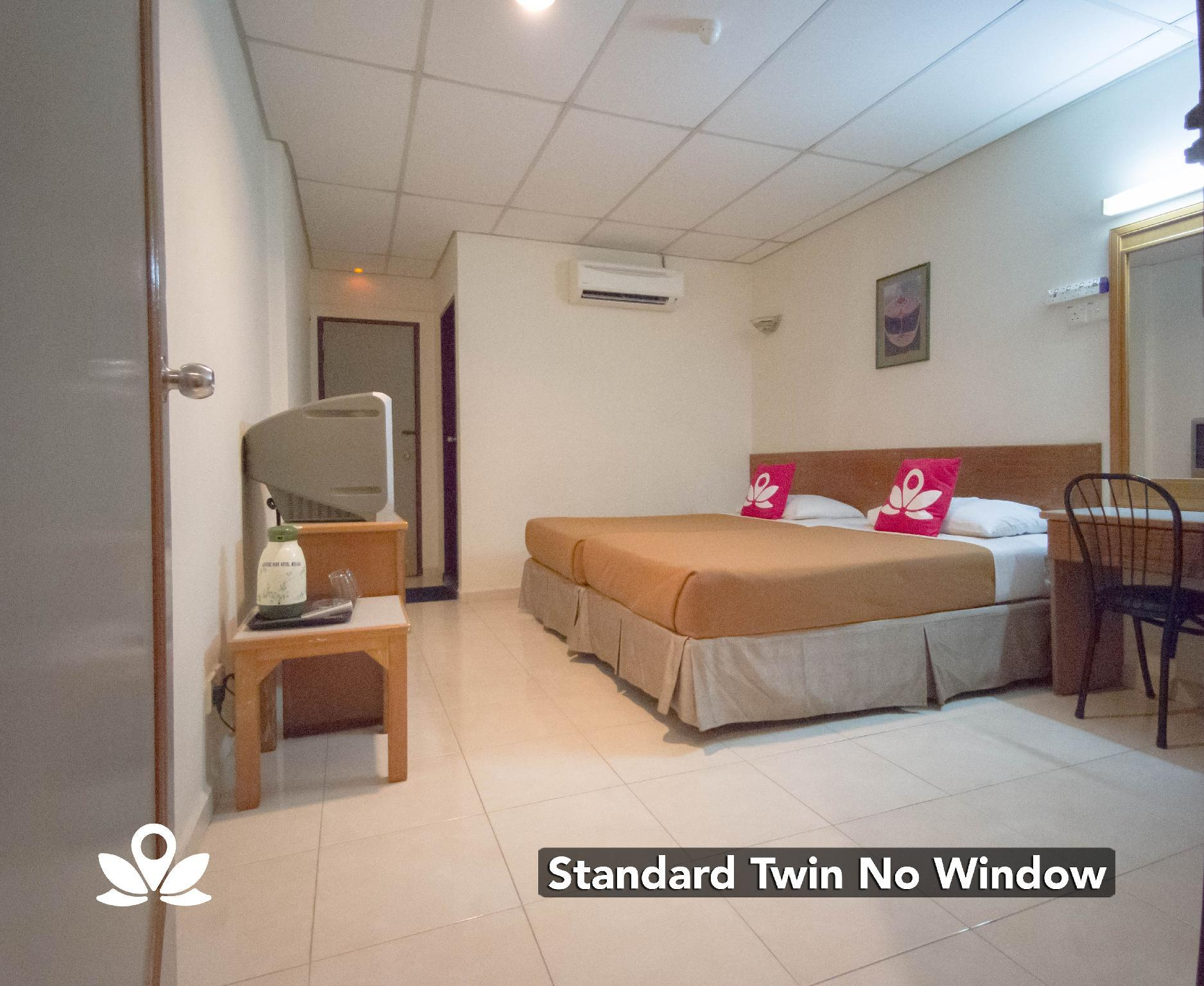 Standard Twin Room without Window