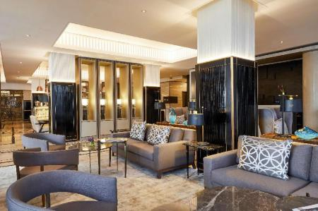 Lobby Hilton Cape Town City Centre