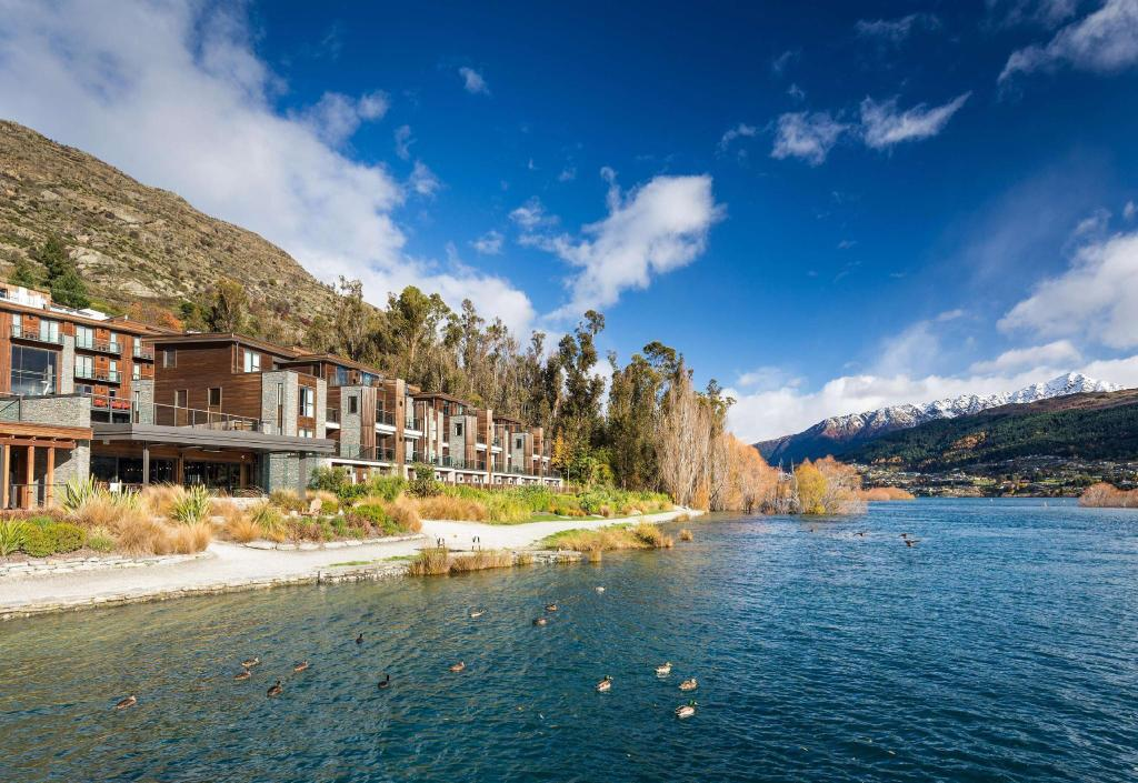 Hilton Spa Resort Queenstown Nz