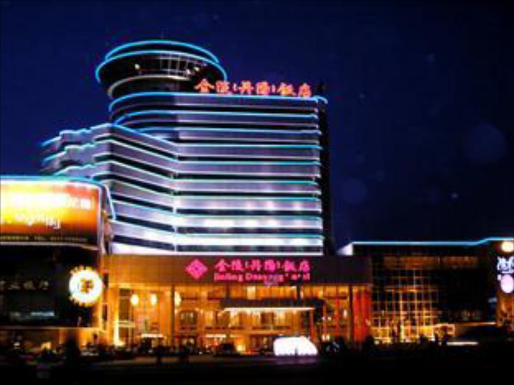 More about Jinling Danyang Hotel