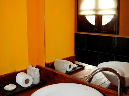 Bathroom THE BOX - Lipe Resort