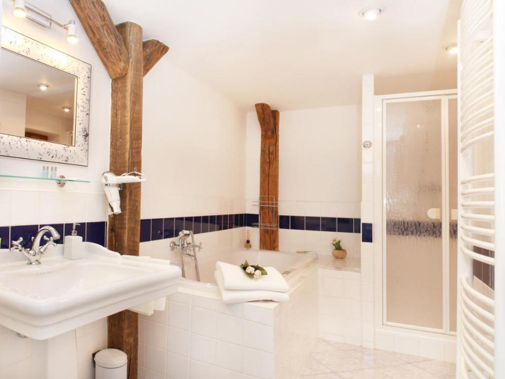 Bathroom Grand Luxury Apartment Attic Hastalska